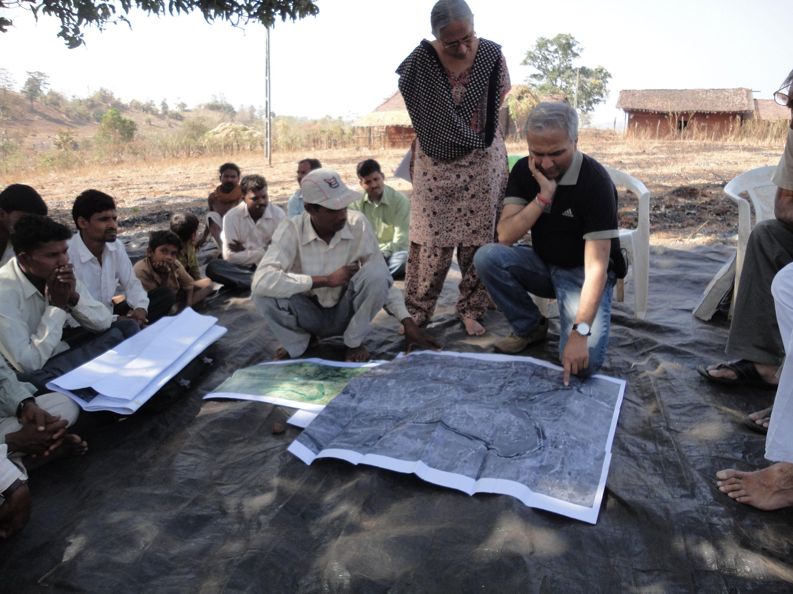 Sep 16-17 Gaya, Bihar – Workshop on Land Rights under the Forest Rights Act